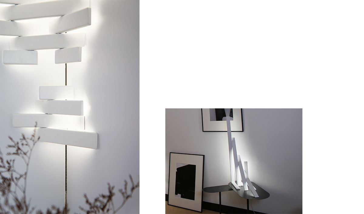 Sculpture MEEMEE + PITTIP - Galerie Rouge Ardoise